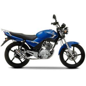 motocicleta categoria A1 - Yamaha YBR 125
